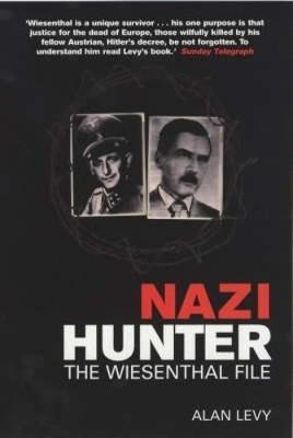 Nazi Hunter by Alan Levy image