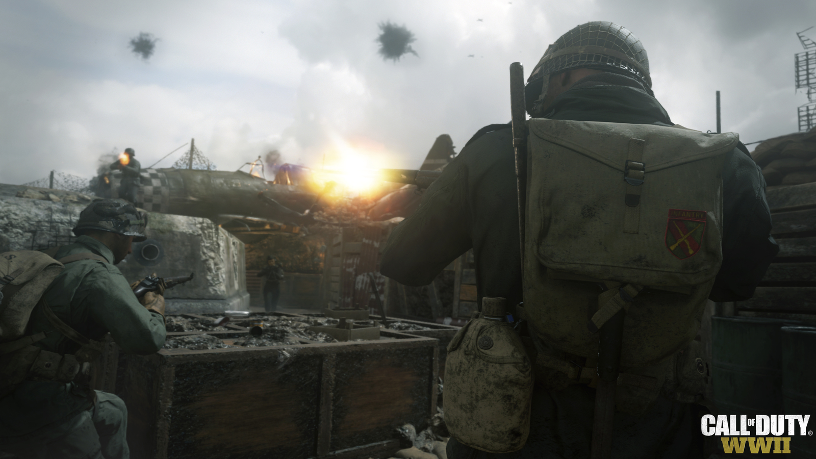 Call of Duty: WWII for Xbox One image