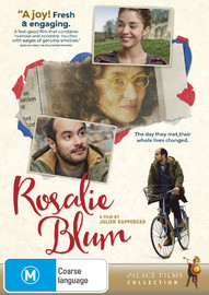 Rosalie Blum on DVD image