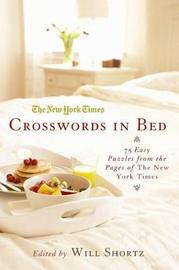 """The New York Times Crosswords in Bed by """"New York Times"""""""