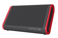 Braven: 405 Portable Wireless Speaker - Gray/Red