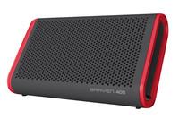 Braven: 405 Portable Wireless Speaker - Gray/Red