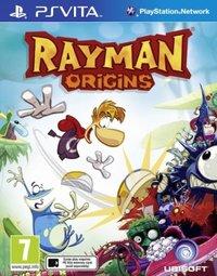 Rayman Origins for Vita