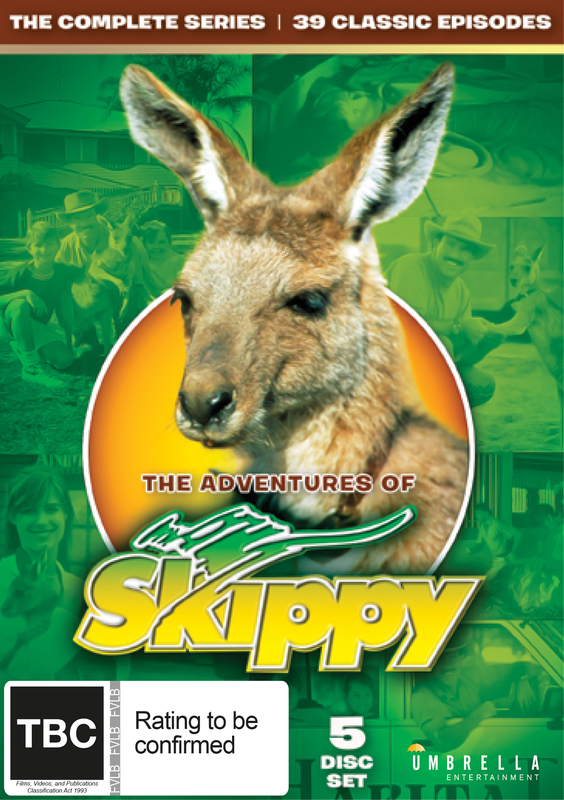 The Adventures of Skippy: The Complete Series on DVD