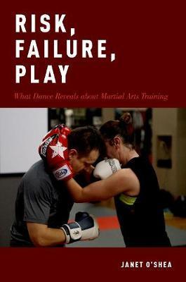 Risk, Failure, Play by Janet O'Shea image
