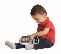 Vtech: Touch & Teach Tablet - Blue image