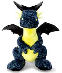 Nici: Sitting Dragon - Ice Dragon (30cm)