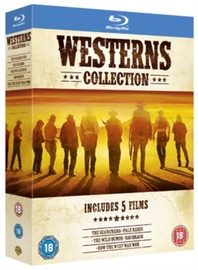 Westerns Collection on Blu-ray