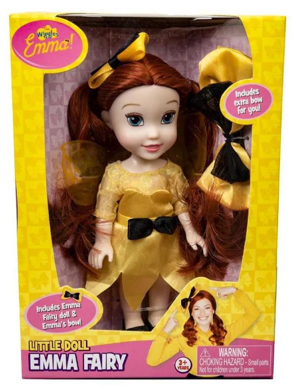 "The Wiggles: Fairy Emma – 6"" Fashion Doll"