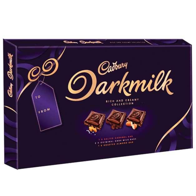 Cadbury Darkmilk Selection (340g)