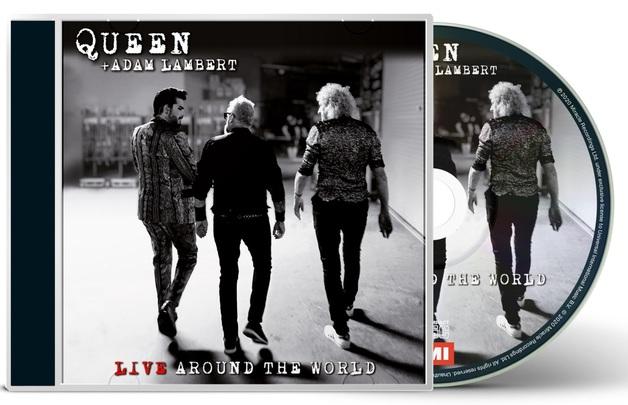 Queen + Adam Lambert - Live Around The World by Queen