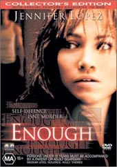 Enough on DVD