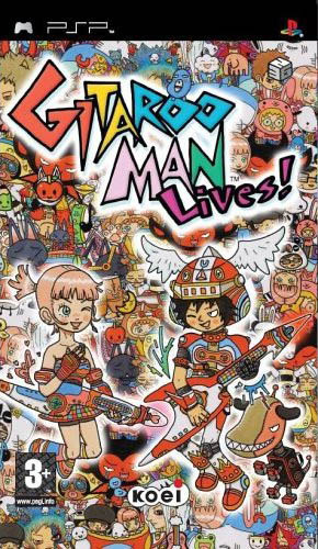 Gitaroo Man Lives! for PSP