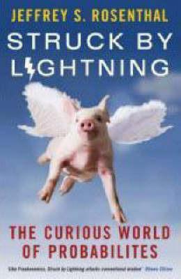 Struck by Lightning by Jeffrey S Rosenthal