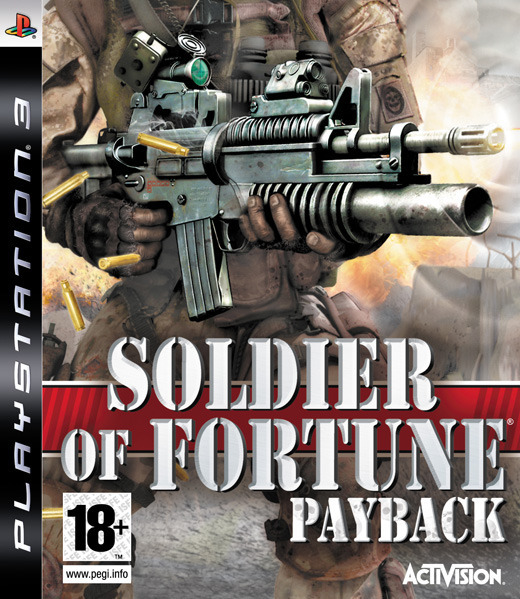 Soldier Of Fortune: Payback for PS3