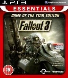 Fallout 3: Game of The Year Edition (PS3 Essentials) for PS3