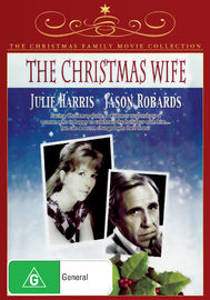 The Christmas Wife on DVD
