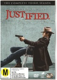 Justified - Season 3 DVD