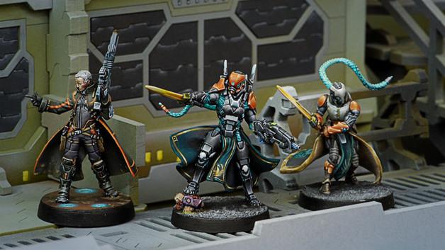 Imperial Agent: Crane Rank (Multi Rifle)