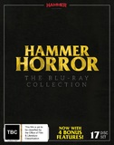 Hammer Horror Boxset on Blu-ray