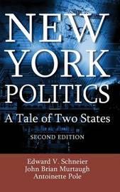 New York Politics by Edward V. Schneier