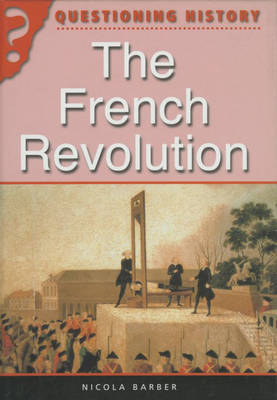 The French Revolution by Nicola Barber image