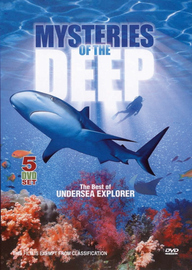 Mysteries Of The Deep - The Best Of Undersea Explorer (5 Disc Box Set) on DVD image