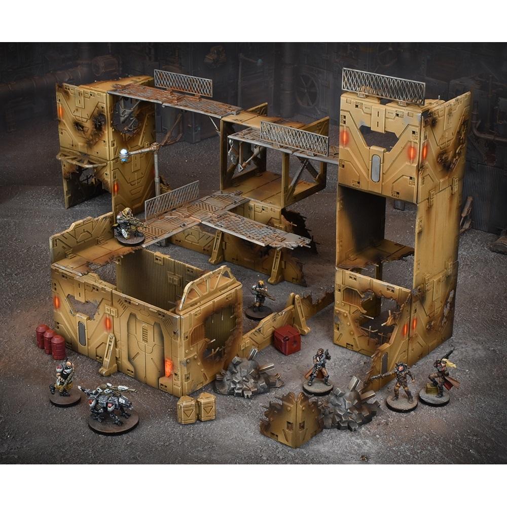 Terrain Crate: Gang Warzone image
