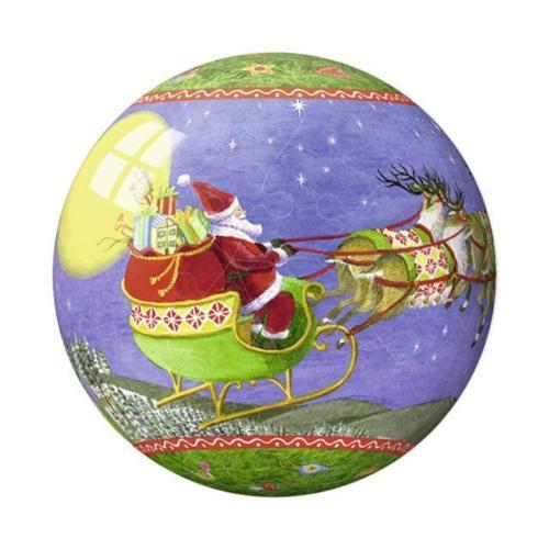 Ravensburger: Christmas Puzzle-Bauble - Santa's Sleigh