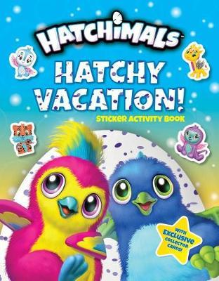 Hatchy Vacation! by Penguin Young Readers Licenses image