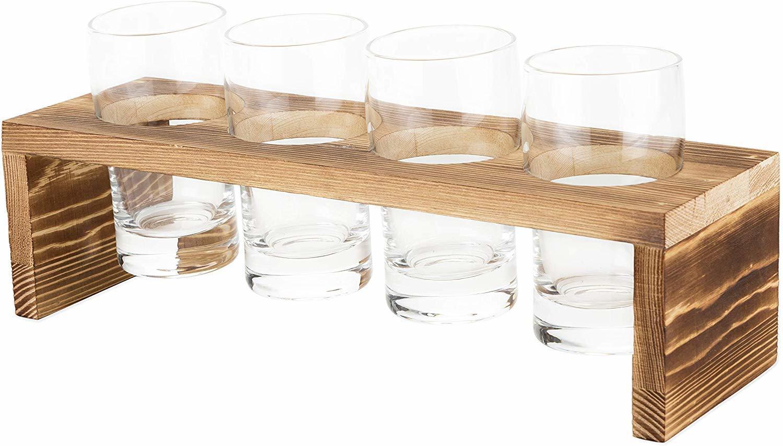 True: Ardor - Beer Flight & Glass Set image