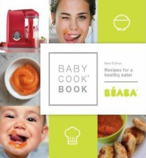 Beaba: Babycook Book New Edition