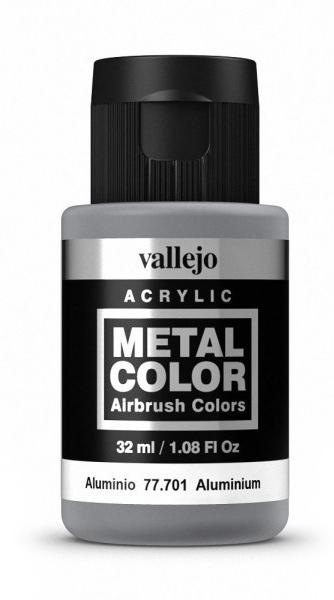 Vallejo Metal Colour Aluminium (32ml)