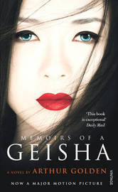 Memoirs of a Geisha by Arthur Golden image