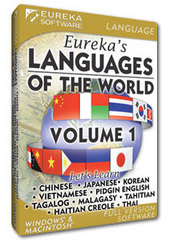 Eureka's Languages of the World Volume 1