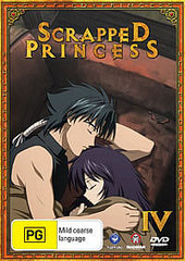 Scrapped Princess - Vol. 4: Spells And Circumstances on DVD
