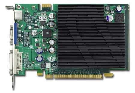 ALBATRON 7600GS 256MB AGP
