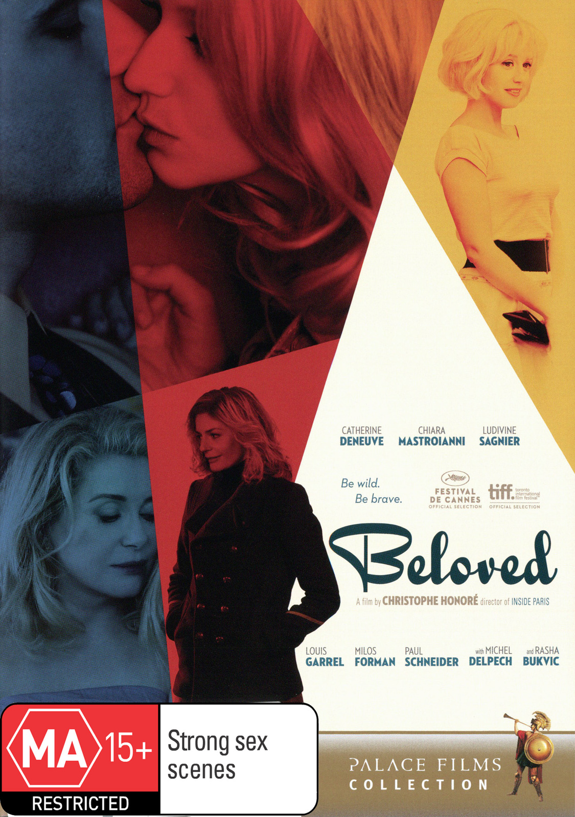Beloved on DVD image