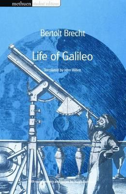 """Life of Galileo"" by Bertolt Brecht image"