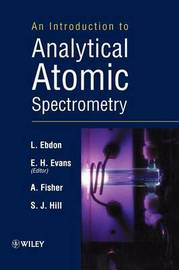An Introduction to Analytical Atomic Spectrometry by L. Ebdon image