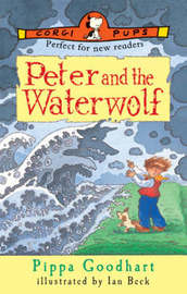 Peter and the Waterwolf by Pippa Goodhart image