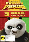 Kung Fu Panda Trilogy DVD