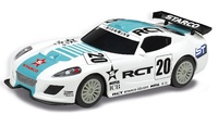 Scalextric: GT Lightning (White) - Slot Car
