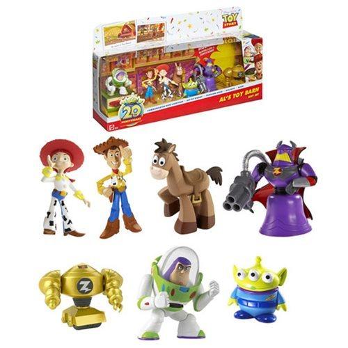 Toy Story: 20th Anniversary Buddies - Mini-Figure Pack