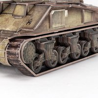 CubicFun: ArmiBuild - US M4A4 Sherman - 263 Piece 3D Puzzle image