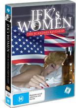 JFK's Women - The Scandals Revealed on DVD
