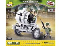 Cobi: World War 2 - 2cm Flak 38