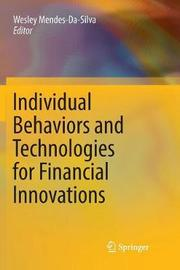 Individual Behaviors and Technologies for Financial Innovations image