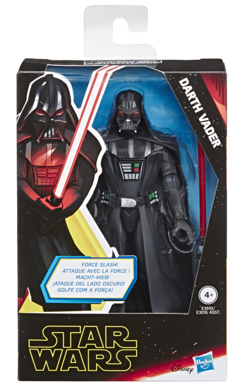 Star Wars: Galaxy of Adventures - Darth Vader