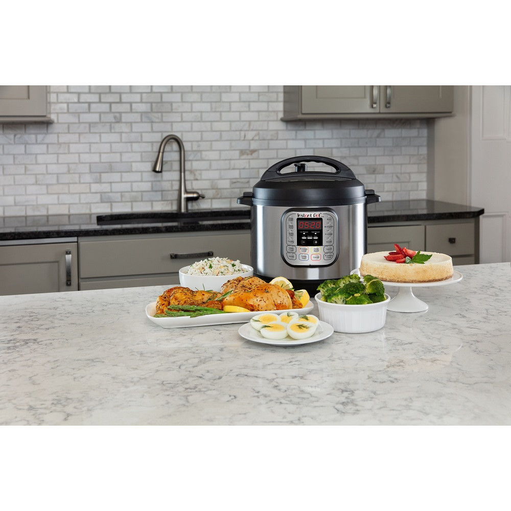 Instant Pot 5.7 Litre Duo Pressure Cooker & Multicooker image